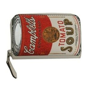Nwt Coach Campbell Soup Wallet